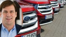 Ford's incoming COO focuses on cost cuts, launches, change
