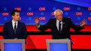 Sanders goes after Buttigieg for billionaire donors amid fight for New Hampshire