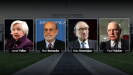 Former Federal Reserve heads and their legacies