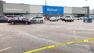 Walmart shooting leaves 2 officers wounded, gunman dead: Officials