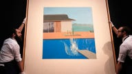 Hockney painting sells for massive sum at Sotheby's