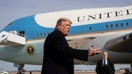 Trump's paint job pick for new Air Force One is 'not final,' general says: report