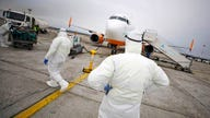 Airlines plunge after coronavirus spurs European travel ban