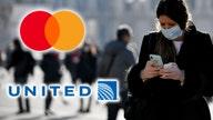 United Airlines, Mastercard warn over corononavirus