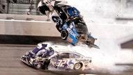 Newman seriously injured in Daytona crash