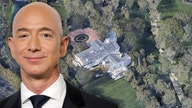 Where does Jeff Bezos live?