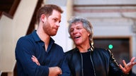 Prince Harry, Bon Jovi partner for charity single in London