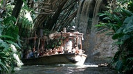 Disney World jungle cruise boat sinks while passengers are on board