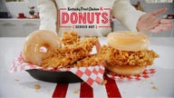 KFC taking fried chicken and doughnuts nationwide — here's all the ways you can eat them