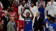 Kawhi Leonard wins first Kobe Bryant All-Star MVP award