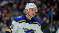 Blues' Bouwmeester undergoing tests after cardiac episode