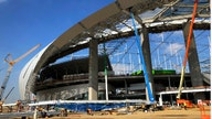 Chargers, Rams' new SoFi Stadium the first indoor, outdoor NFL venue