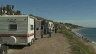 California homeless flocking to Malibu beaches, dumping sewage