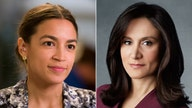 AOC challenged by former CNBC anchor Michelle Caruso-Cabrera