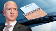Bezos racks up $16,800 in parking fines during DC castle renovation