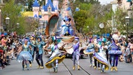 Disneyland unveils new parade after two year plan
