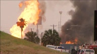 Fire erupts at Texas Citgo refinery, authorities say blaze contained