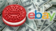 Supreme Oreos selling for thousands on eBay