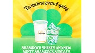 McDonald's Shamrock Shake returns with a 50th-anniversary twist