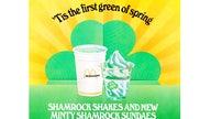 McDonald's Shamrock Shake returns with a 50th-anniversary twist