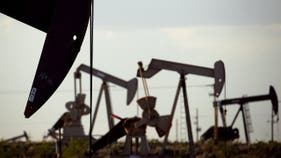 What is oil's biggest monthly advance on record?