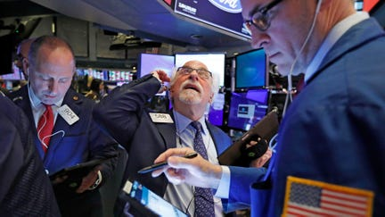 Dow, S&P surrender gains amid coronavirus frenzy as Nasdaq hangs on