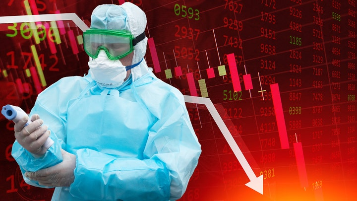 Stocks sink after FDA warns coronavirus on path toward becoming pandemic