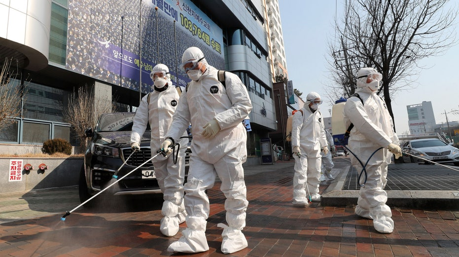 Secretive Church at Centre of South Korea's Explosive Coronavirus Outbreak