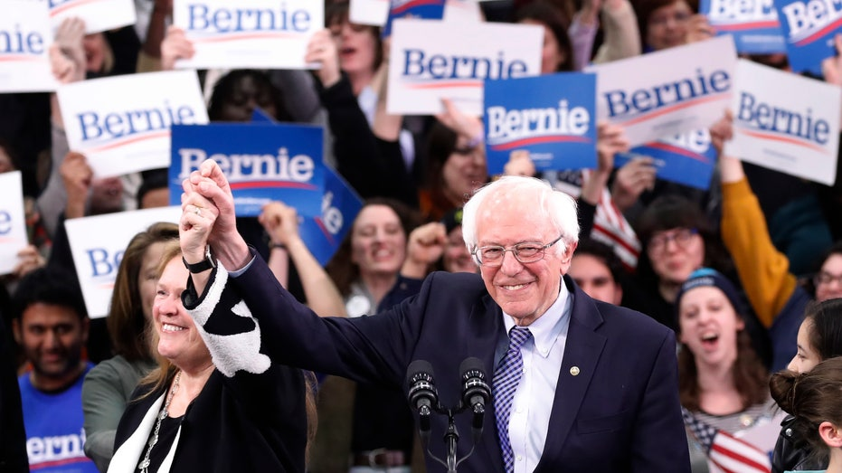 Sanders Leads, Bloomberg Qualifies For Debate — PBS NewsHour/Marist Poll