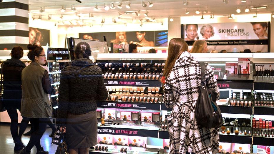 osmetics Shopping Manhattan