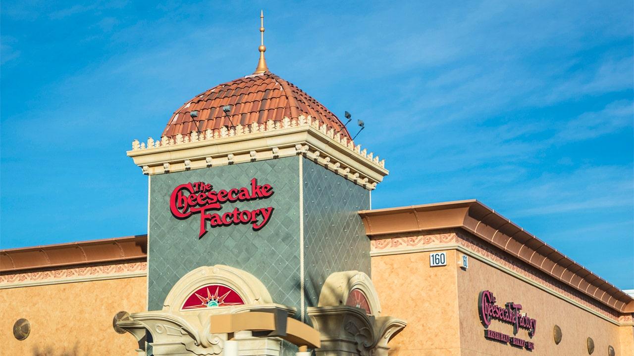 Cheesecake Factory shares jump as coronavirus measures take shape