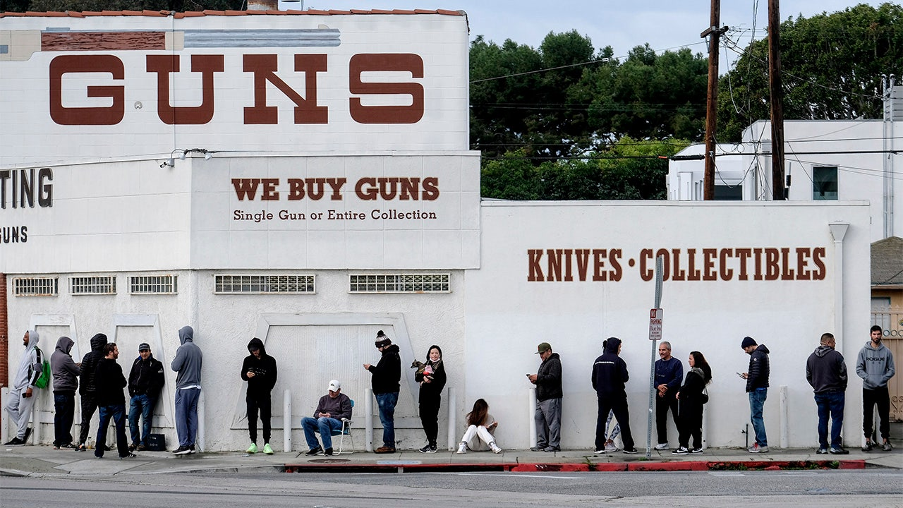 Can gun stores open during coronavirus?