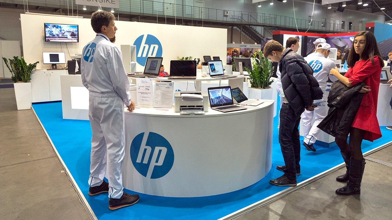 Pandemic, holiday sales pump up HP with $1 billion jump in sales