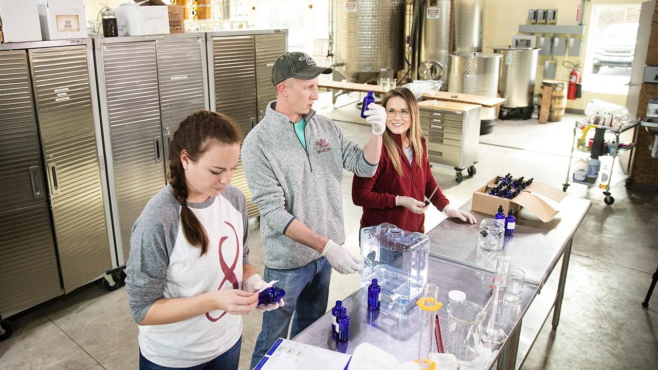 Companies lend support during coronavirus pandemic