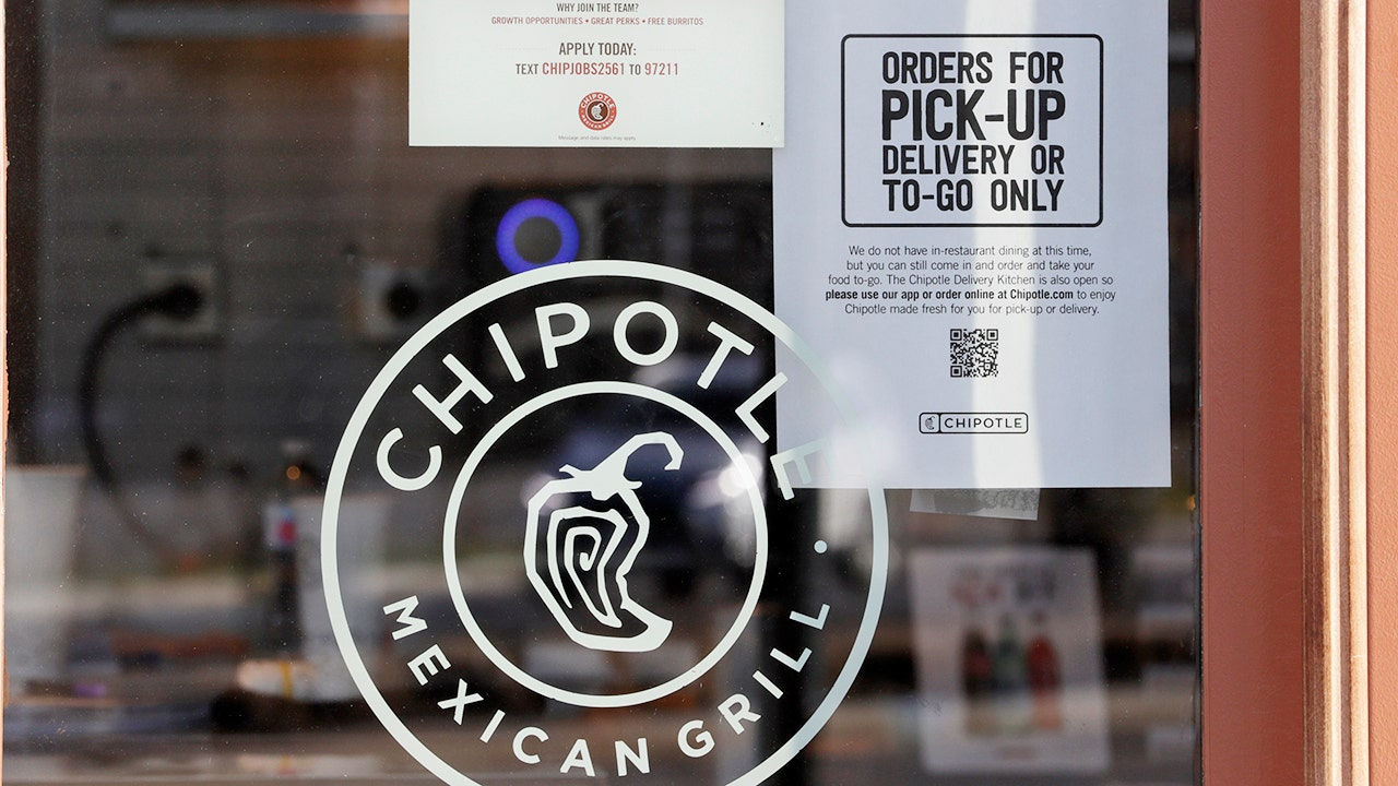 Chipotle joins Starbucks, Amazon with coronavirus pay bump
