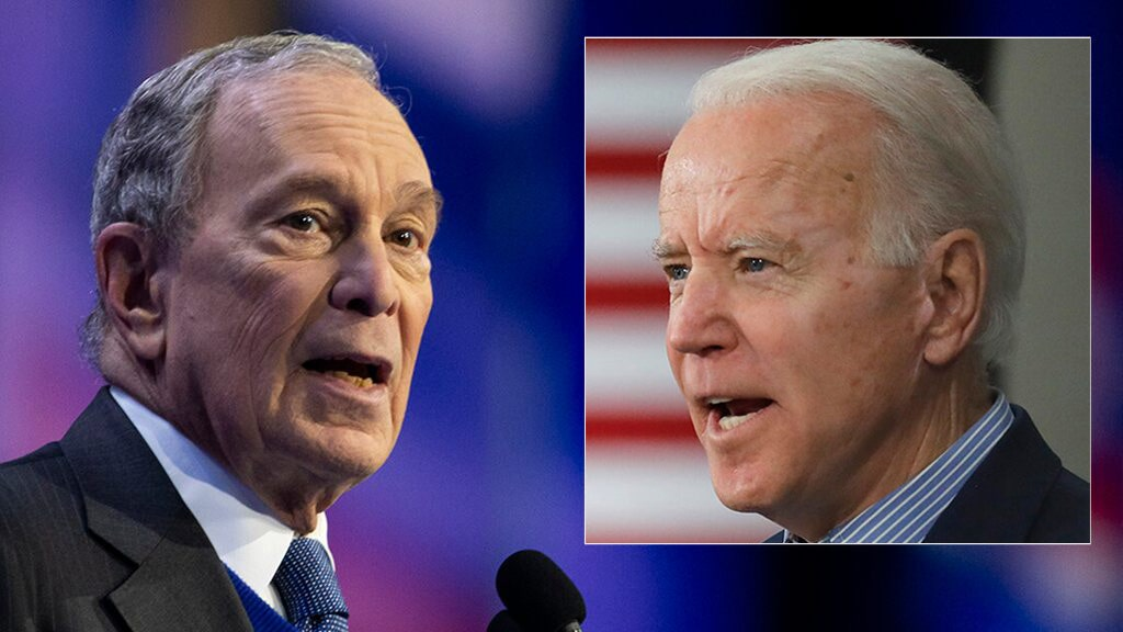 Bloomberg, 'iced out' by Biden, is trying to influence election