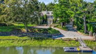 Hockey legend lists $9M waterfront Connecticut home