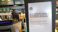 Coronavirus concerns see Starbucks temporarily ban personal and in-store cups