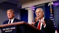 Coronavirus appointment: Trump names Peter Navarro Defense Production Act coordinator