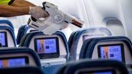 Delta Air Lines reassures worried passengers as coronavirus pandemic spreads