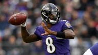 NFL MVP Lamar Jackson sues Amazon over unlicensed merchandise