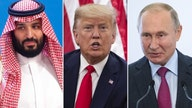 Stocks jump after Trump predicts Russia, Saudi Arabia will slash oil output