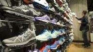 Nike beats on earnings, revenue despite market downturn