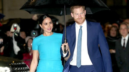 Meghan Markle, Prince Harry bid farewell to 'Sussex Royal' brand