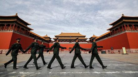 Coronavirus causes historic drop in China's industrial profits