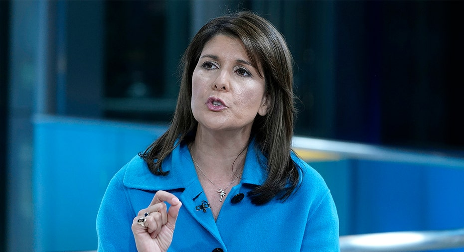 Nikki Haley exits Boeing board, saying she opposes US bailout