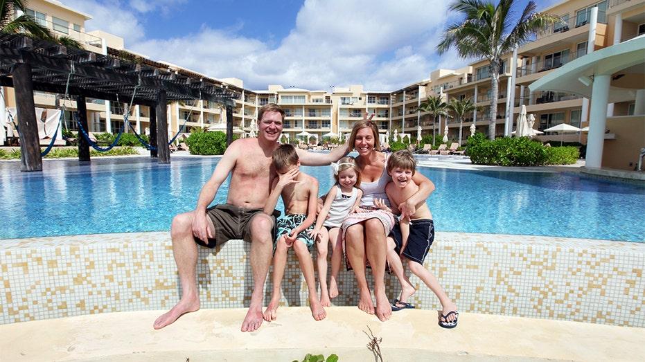 vacation children