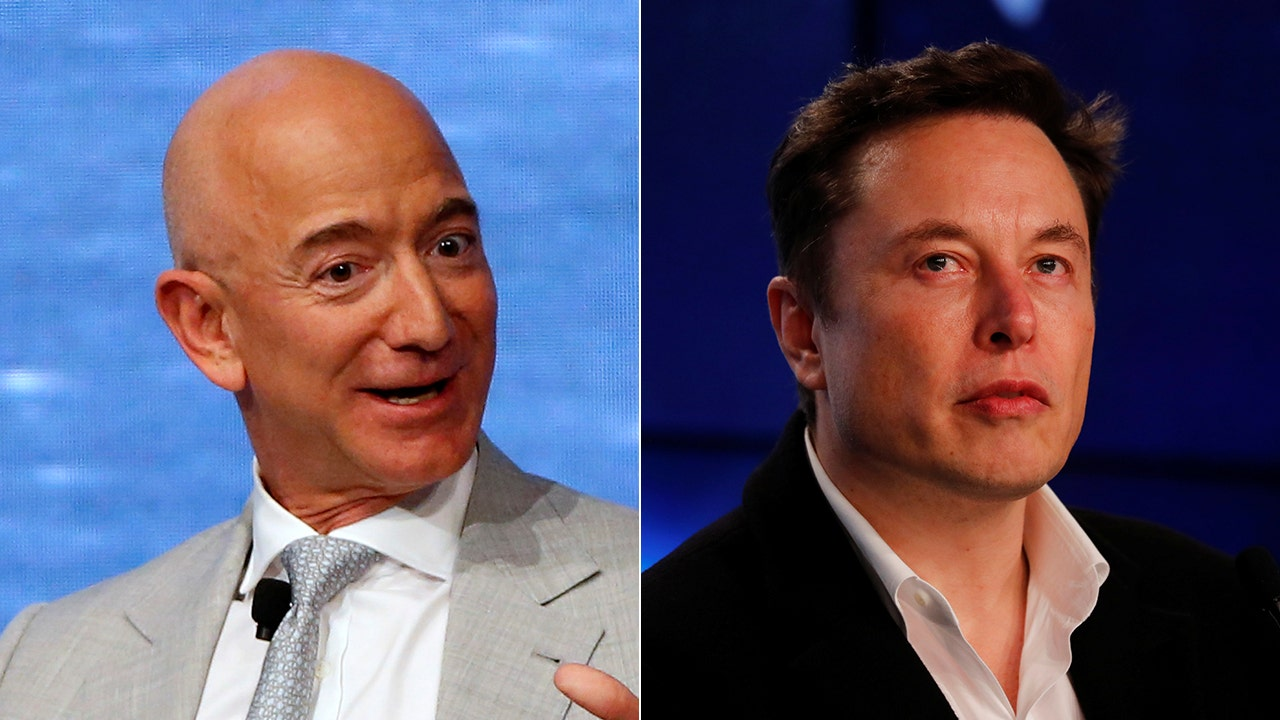 jeff bezos elon musk among billionaires gaining net worth in pandemic fox business jeff bezos elon musk among