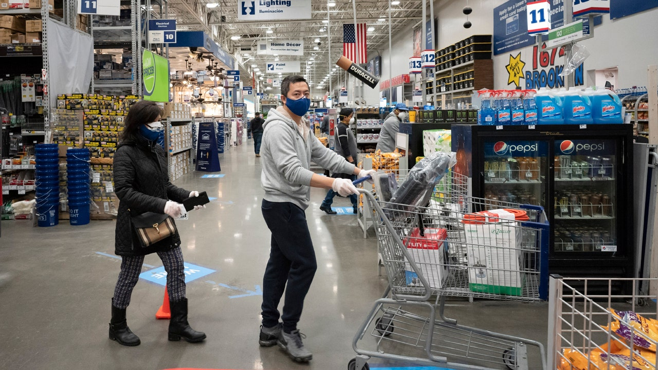 Lowe's growth lags Home Depot in home improvement battle