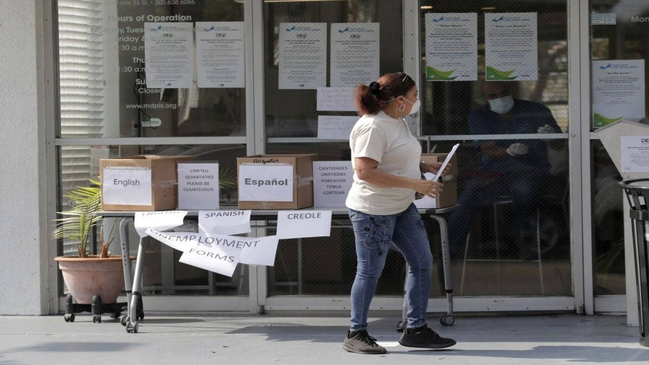 Some states forced to resume extra jobless benefits as lawsuits persist
